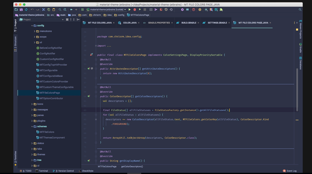 Intellij themes, Intellij themes – 10 best intellij IDE theme of 2020