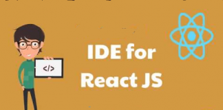 best ide for react