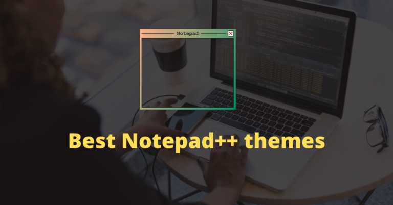 best notepad themes